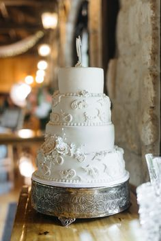 My gorgeous wedding cake! Photo by theo graphics. Cake by susies bakery