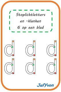 Eventjes geleden alweer kreeg ik via de mail de vraag of er ook meerdere stoplichtletters op één blad gemaakt konden worden, omdat dit schee... Daily Five, Nice Handwriting, Letter K, Kids Learning Activities, Writing Skills, Rubrics, Grade 1, Spelling, Script