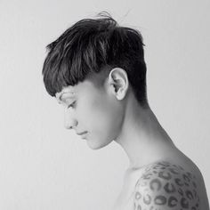 Morning inspiration! Should I????! Regram @salsalhair #inspiration #style #shorthair #lovingthis