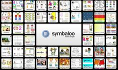 Symbaloo- a great way to organize and store your favorite websites. Spanish Teacher, Conte, Primary School, Classroom Organization, Crafts For Kids, Education, College, Blog, Tic Tac
