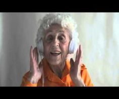 89 Year Old Lady Lip-sync's Her Favorite Song. Hope I can do this well at 89!  Bless her heart.  Well  done!