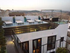 Best Rooftops in Spain - Boutique Hotel V in Vexer de la Frontera near Tarifa, Cadiz Andalusia Marbella Luxury Travel Blog www.tenesommer.com
