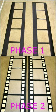 New Party Nigth Decoration Diy Photo Booths 67 Ideas Dance Themes, Prom Themes, Movie Themes, Themes Themes, Red Carpet Theme, Red Carpet Party, Hollywood Thema, Kino Party, Diy Photo Booth Backdrop