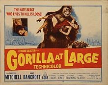 Gorilla at Large (1954) ... ... ... ... *Midnight Movie Collection*