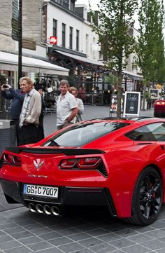 Chevrolet Corvette Stingray: Yes, I will go wherever you please ;) Love this car!!!!
