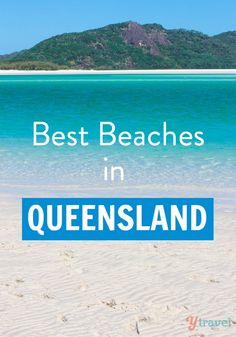 13 of the best beaches in Queensland, Australia