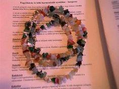 Fogyókúrát segítő és lelki harmonizáló kollekció Crystals, Health, Diet, Salud, Health Care, Crystals Minerals, Healthy, Crystal