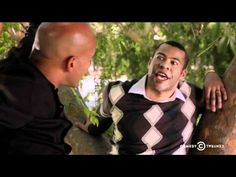 Key and Peele: Two husbands trade stories about their wives, and what happened after they looked them in the eye.