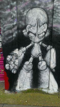 Brighton streetart