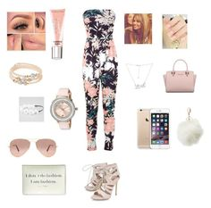 """I Am Fashion"" by kura01 ❤ liked on Polyvore featuring Miss Selfridge, Carvela, sweet deluxe, Beauty Rush, Ted Baker, Wet Seal, Full Tilt, Michael Kors, Ray-Ban and Charlotte Russe"