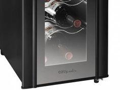 Adega Climatizada Easycooler 8 Garrafas - Controle Digital de Temperatura
