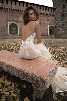 The Best Designers for Backless Wedding Dresses | Bridal Musings Wedding Blog 49