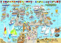 Describing Watersports - Water Activities. Visit: www.emilieslanguages.com or https://www.facebook.com/emilieslanguages #emilieslanguages