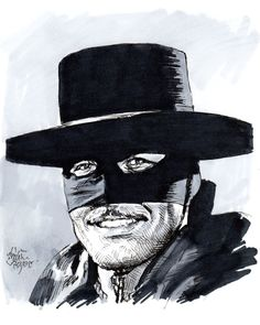 Zorro - Ever thought about working in #Hollywood ? Check out http://www.bobpardue.com/category/hollywood/