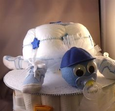 turtle diaper cake oh my lanta I am making this for the next baby shower I go to!