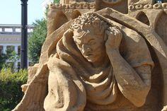 Песчинка к песчинке рождает шедевр