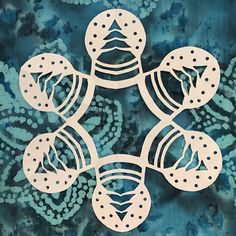 Snow Globe Paper Snowflake Pattern!   Part of the #25DaysofSnowflakes pattern set by Paper Snowflake Art etsy.me/2gf8FMK   #papersnowflake #snowflake #paperart #papercraft #papersnowflakeart #snowglobe