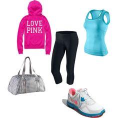 Fun workout gear:)