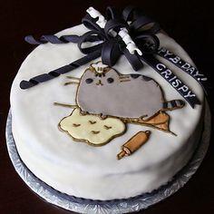 Las 58 Mejores Im 225 Genes De Pusheen Cupcake Pusheen Cakes