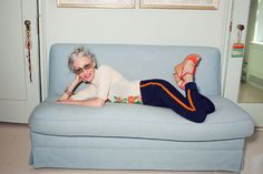 Style Legend Linda Rodin On Distressed Denim And What She Wore During The Summer Of Love #Refinery29