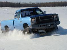 (Bumper) Show your lifted 1st gen. trucks. - Page 4 - Dodge Cummins Diesel Forum