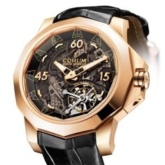 Corum Admiral's Cup Minute Repeater Tourbillon Watch