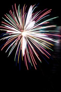 Photography Tips for Fireworks