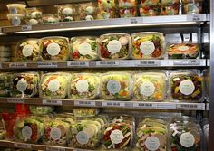 Butterfield Market, New York, NY. New York Catering. Salads. Fresh Cut.