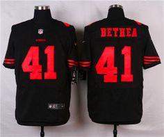 GAME San Francisco 49ers Antoine Bethea Jerseys