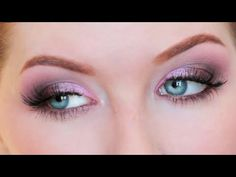 """Chocolate Bon Bons Palette--   1️⃣""""Almond Truffle"""" on the crease.  2️⃣""""Bordeaux"""" on the outer lid.  3️⃣""""Cotton Candy"""" on the inner lid.  4️⃣""""Black Currant"""" on the outer V.  5️⃣""""Dark Truffle"""" lightly on the outer lid to deepen.  6️⃣Brown Liner on the waterline.  7️⃣""""Almond Truffle"""" on the lower lash line.  8️⃣!"""