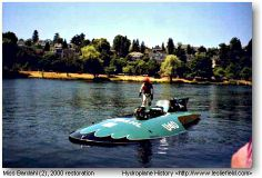 U-40, Miss Bardahl, Seattle