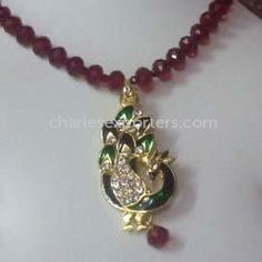 Peacock Pendant Set is primarily a bridal collection of elegant jewelery in premium material. It is available in numerous cuts and finishes so that our clients can avail a wide range of quality selection options.Check it out at http://www.pepagora.com