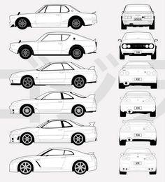 Nissan Skyline GT-R