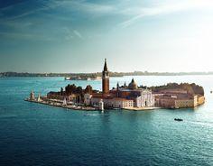 San Giorgio Adası, Venedik, İtalya