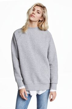 Bluza z reglanowym rękawem | H&M
