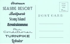 Font Fetish: Summer Getaway  ~~ {8 Free fonts w/ easy links} -- [bad link for Louisianne - but it's easy to find on dafont.com]