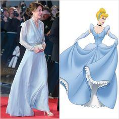 Kate Middleton's Disney Princess Dresses   POPSUGAR Fashion