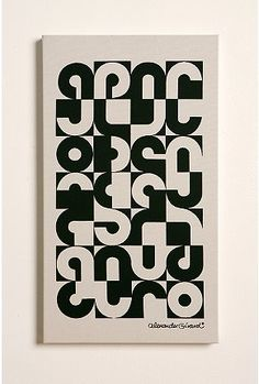Alexander Girard (I have this hanging in my bathroom)