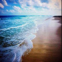 Walking the beaches!
