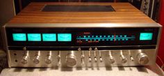 Technics SA-8100X IC/CD4 Quadraphonic Stereo Receiver
