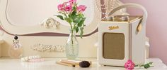 ROBERTS REVIVAL MINI PASTEL CREAM DAB/DAB /FM RADIO FIFTIES STYLING in Sound & Vision | eBay