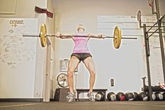 Fixing the Snatch: Hip Banging Not Required
