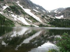 Thunder Lake, Rocky Mountain National Park