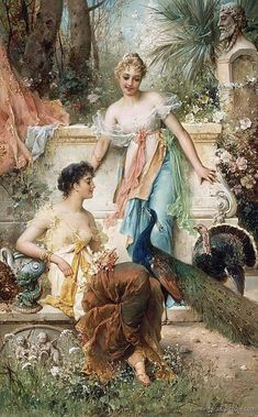 Hans Zatzka Paintings 226.jpg