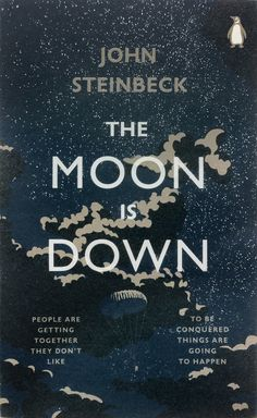 Penguin Covers: The Moon is Down