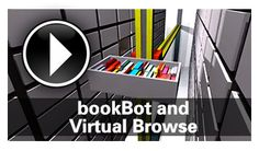 bookBot and Virtual Browse @ NCSU's Hunt Library