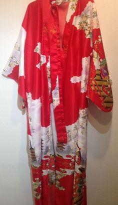 86328673f8 Oriental kimono robe