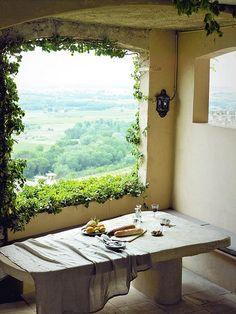 Take Me There: Provence's Hotel Crillon le Brave - Condé Nast Traveler