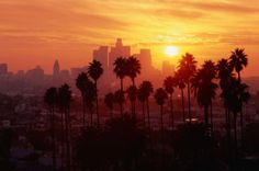 Los Angeles, California. I really love LA. If I could, I would live there in a second.
