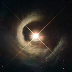 Hubble Picture of the Week: A Young Star Takes Center Stage 3/2/15 New Hubble Image of T Tauri star known as V1331 Cyg